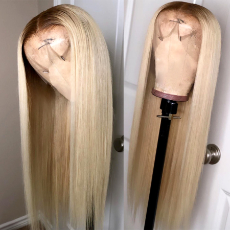 200% Density 30/613 Straight Lace Wigs