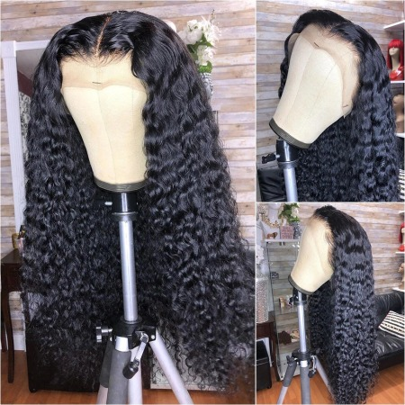 200% Density Curly Lace Wigs
