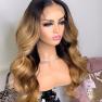150% Density 4x4 1b/27 Body Wave Lace Wigs